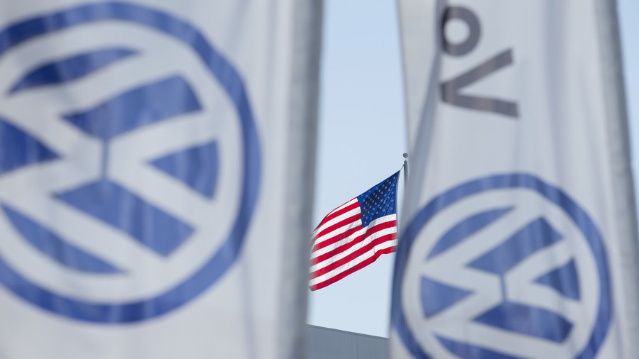 Volkswagen agrees pull-out from Iran to comply wit...