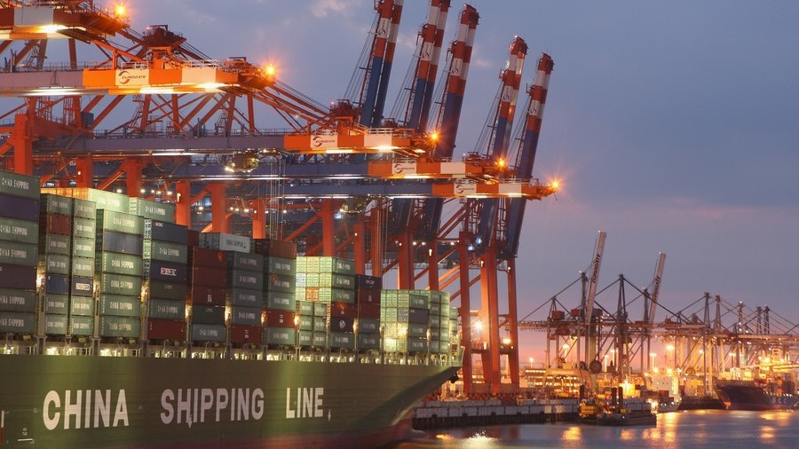 Global economic growth may have reached peak due to trade tensions – OECD report