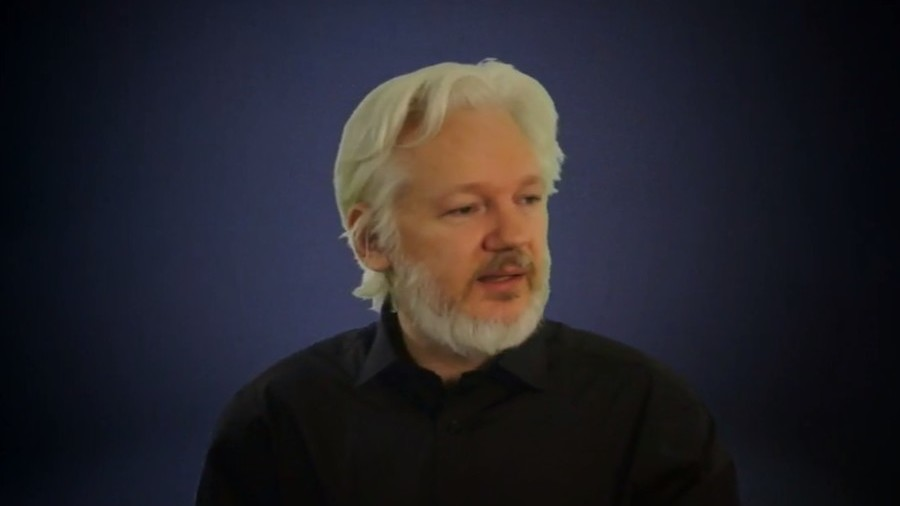 generation being born now is the last to be free assange in last