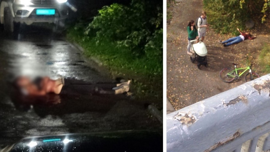 Serial killer fears after second woman stabbed to death in provincial Russian town in 24 hrs