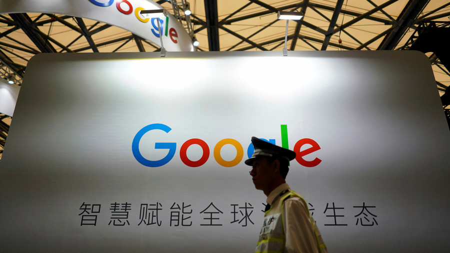 Ex-Google CEO Internet will split in two with China controlling half