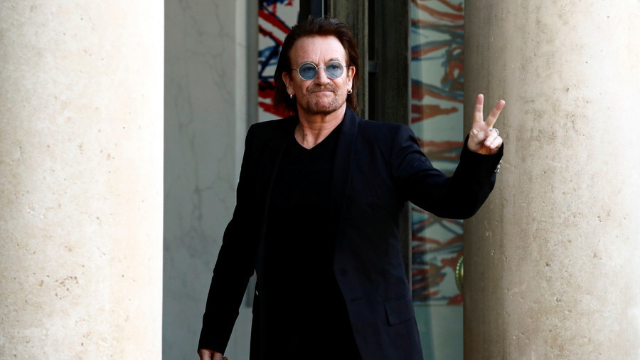 'Detachment from real life': Bono talks populism in Europe with Zakaria