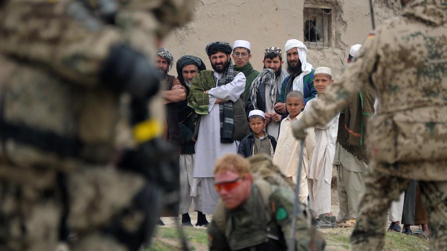 'Lives in danger': Dozens of Afghan ex-workers block Bundeswehr base, demand asylum in Germany