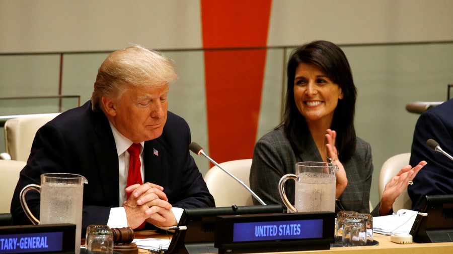 Does Trump admin want to topple him? Nikki Haley says 'no one ever talked about the 25th amendment'