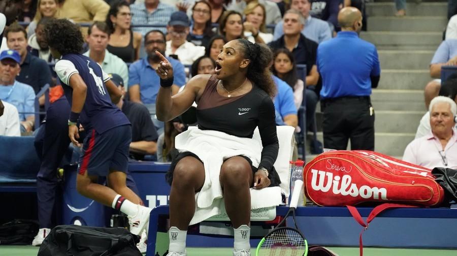 Serena Williams' PR team interrupts interview with Channel Ten's Lisa Wilkinson