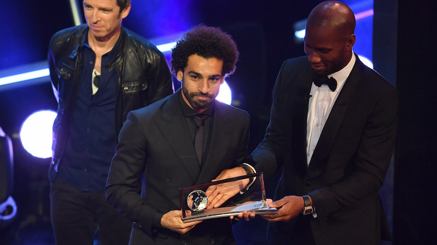 Six Salah goals better than his Puskas Award victor