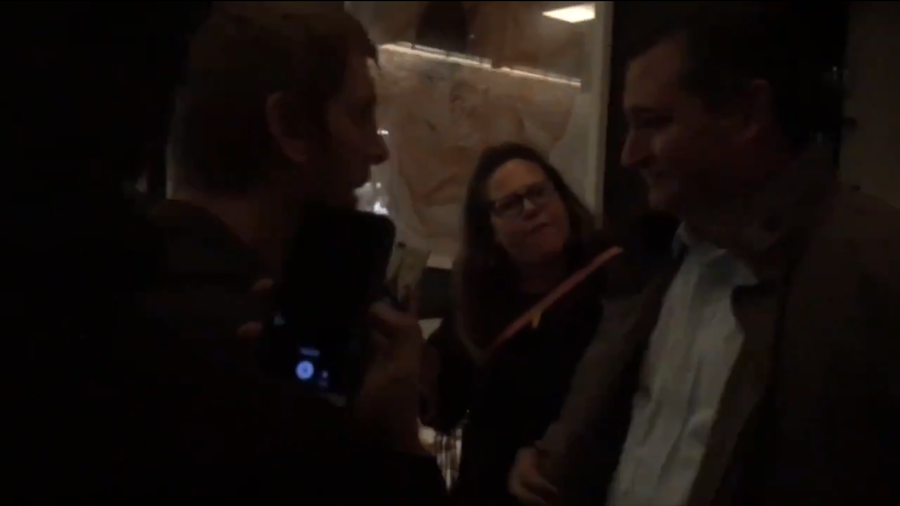 Ted Cruz & wife harangued out of DC restaurant by anti-Kavanaugh protesters (VIDEO)