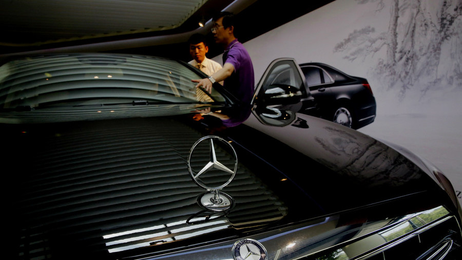 Germany tops US as China's leading car exporter amid mounting trade disputes