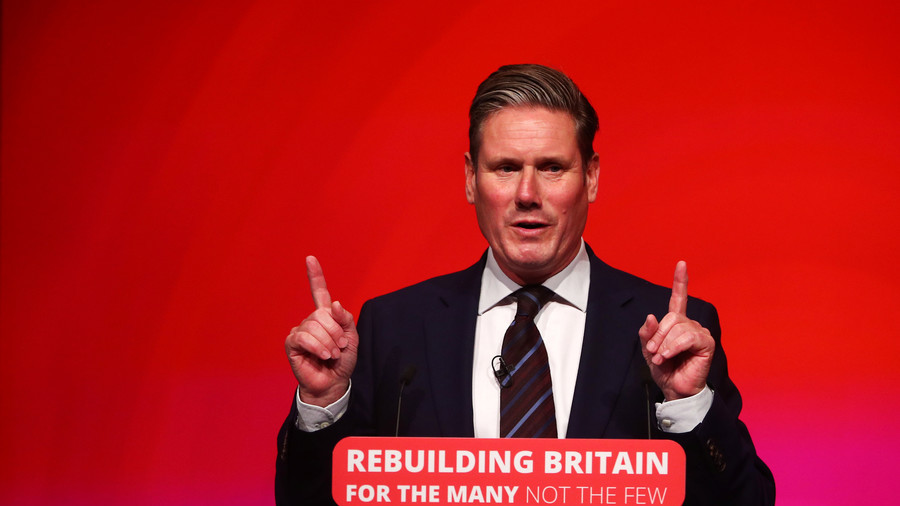 'Labour's Starmer may have just cost his party the next election' – George Galloway