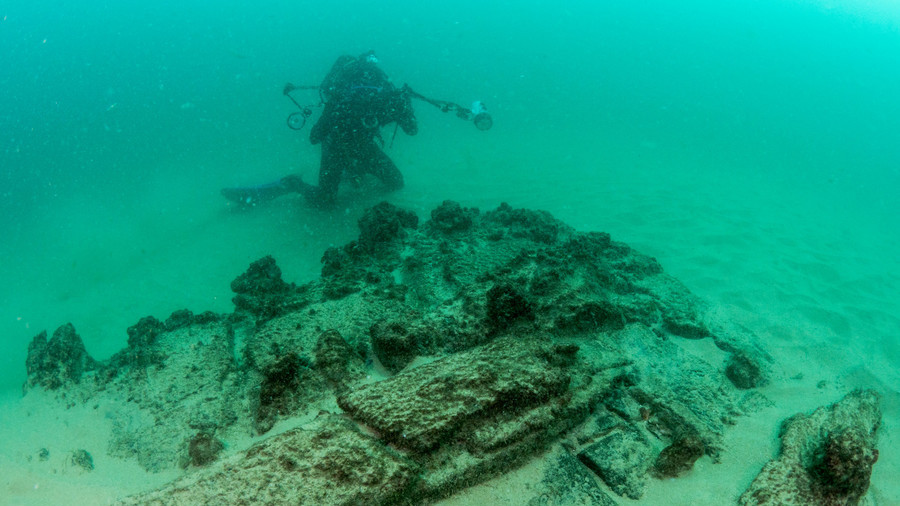'Discovery of a decade': 400-year-old shipwreck found in Portugal (PHOTOS)
