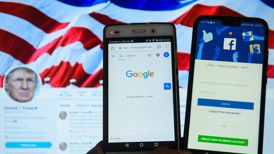 Trump weighing antitrust probe into Google, Facebook & Twitter. It's been a long time coming.
