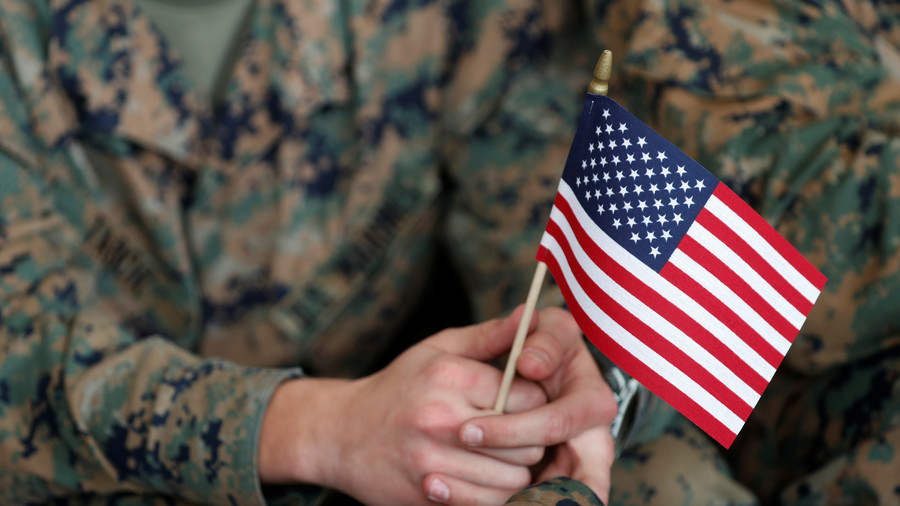 US 'state terror' in Middle East has 'little to do with' defending Americans, says former US marine
