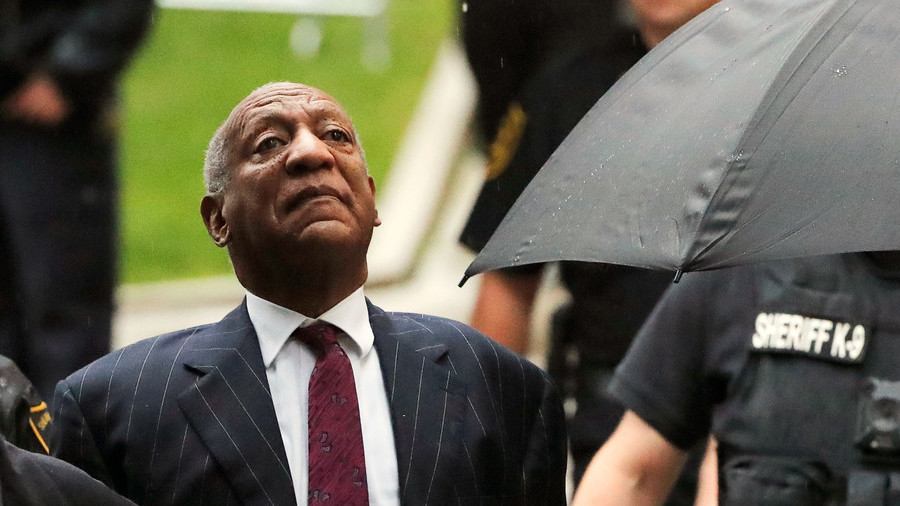Bill Cosby sentenced to at least 3 years in first celebrity conviction for #MeToo