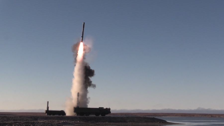 Russia's Bastion coastal defense fires supersonic missiles in first Arctic drills (VIDEO)