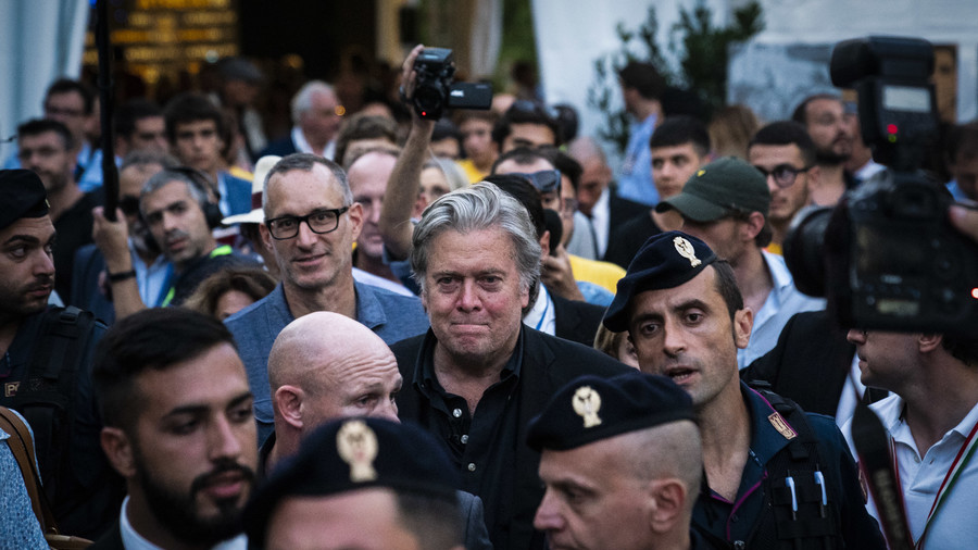 Slavoj Zizek: Steve Bannon's Brussels plans threaten Europe's liberal legacy