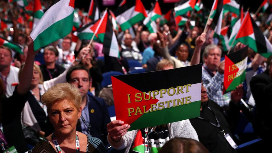 Labour will recognize Palestinian state if we win General Election - Corbyn (VIDEO)