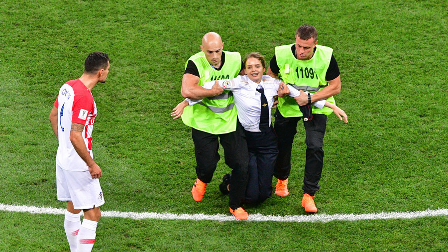 We stopped 170 pitch invasions at World Cup – Russian organizing committee chief