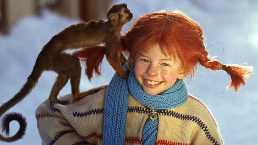 Sweden turns Pippi Longstocking into homeless Roma migrant living in Stockholm ghetto