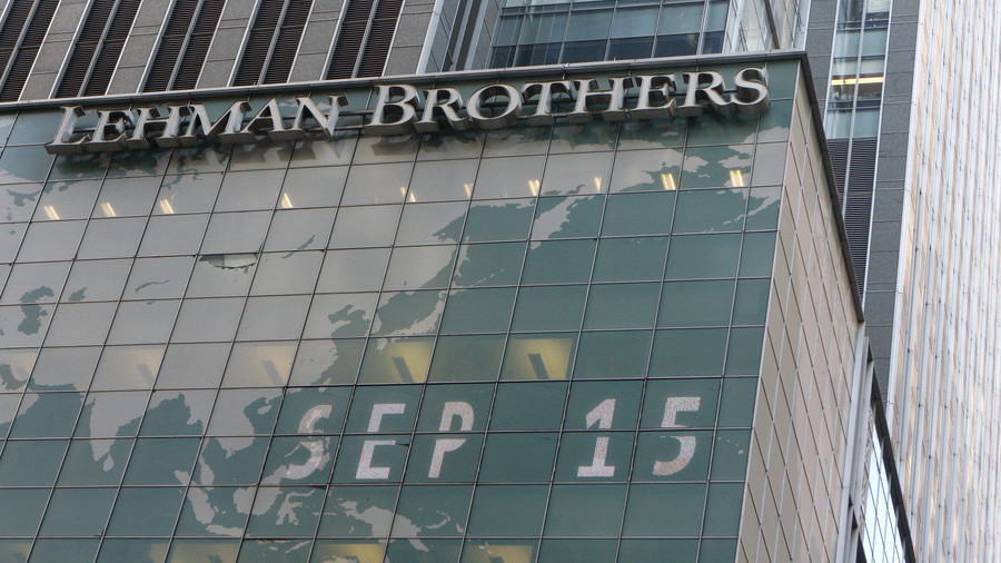 What could trigger new global crisis like Lehman collapse in 2008?