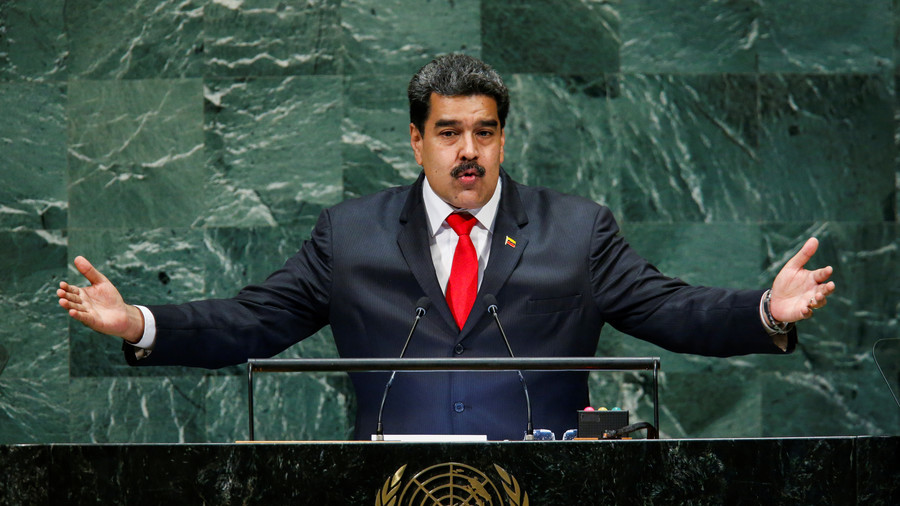 Maduro says he's ready 'to shake hands' with Trump