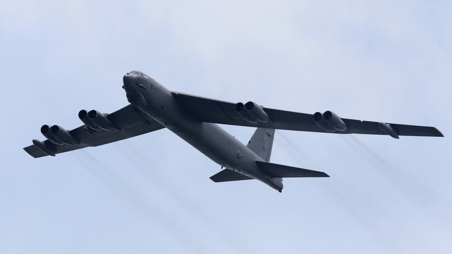 U.S. Bombers Fly Near Contested Islands Amid Tensions With China