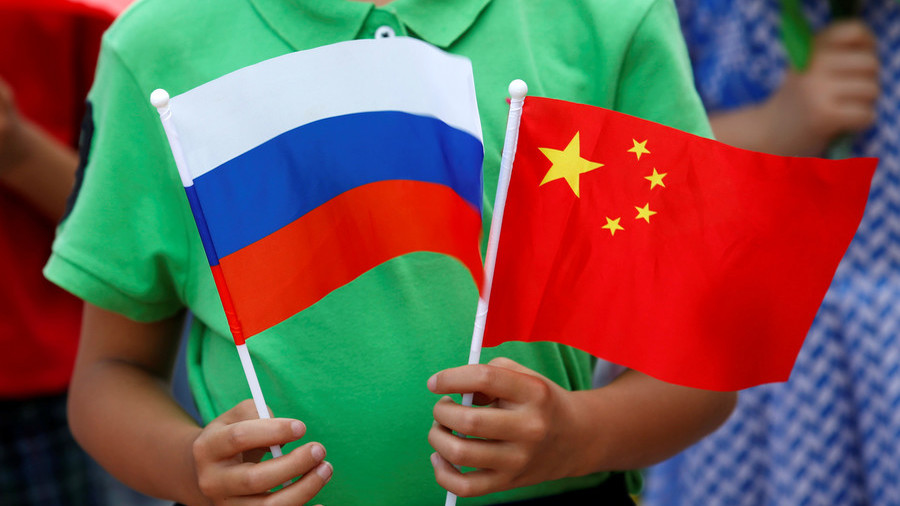 Russia plans to boost trade with China to $200bn by 2024