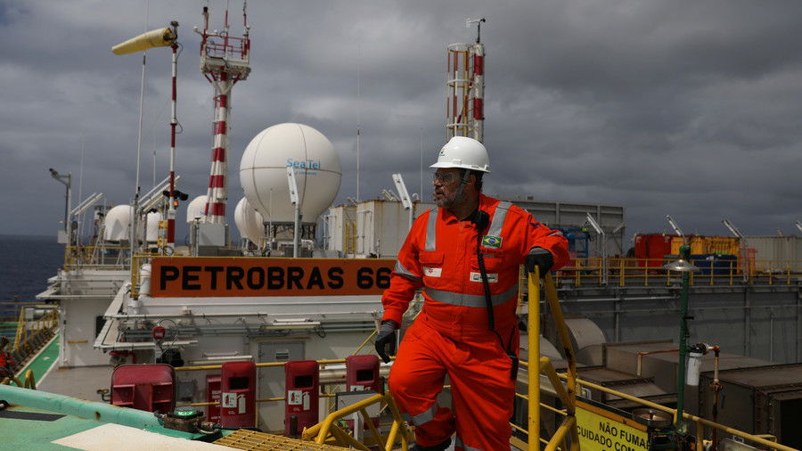 US fines Brazil's oil giant Petrobras $853mn for bribery