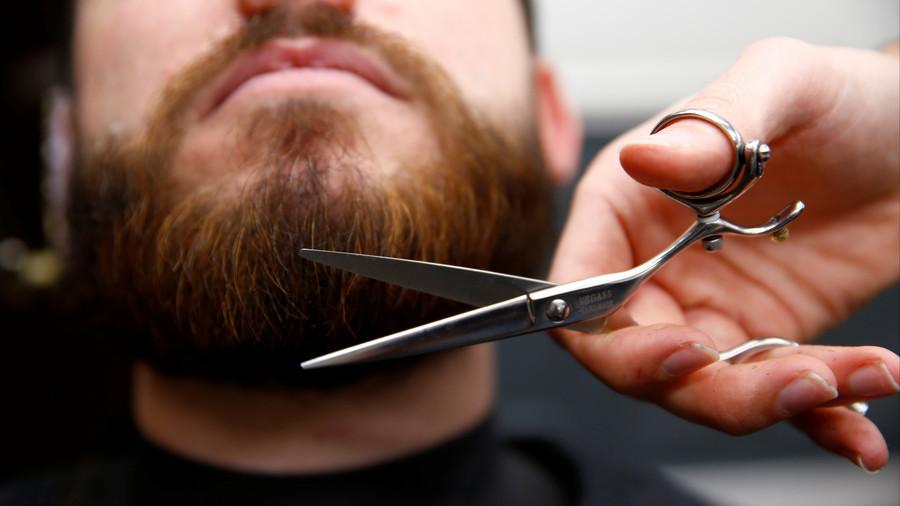 Thor's beard, a soldier with facial hair? Where you can grow a face-garden in the military