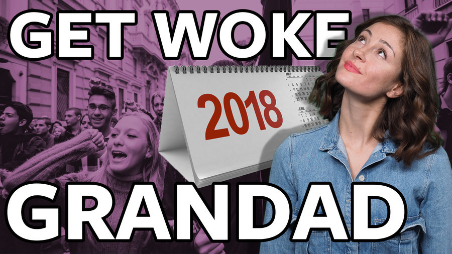 #ICYMI: Get woke Grandad! The rules of gender and free speech aren't what they used to be
