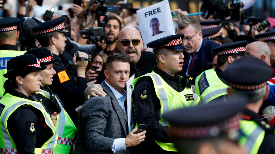 'I don't care if I incite fear of Muslims' – Tommy Robinson in heated interview