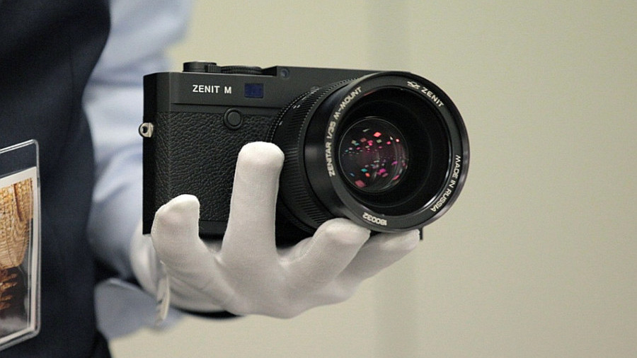 Russia's former military plant & Leica to revive iconic Soviet camera Zenit