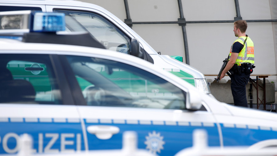 2nd LD Writethru: Knife attack injures 3 in Germany's Ravensburg