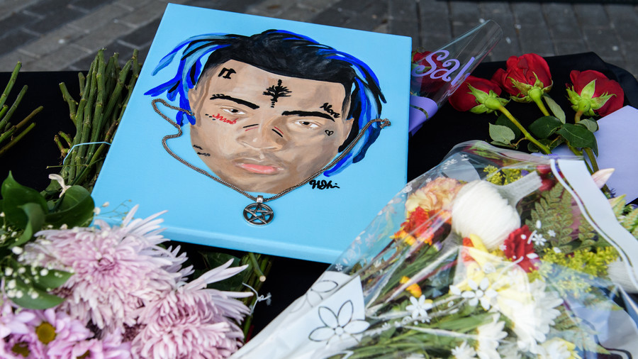XXXTentacion's murder captured on surveillance video