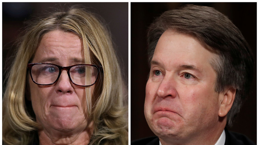American shame: US has nothing to teach the world about justice or politics after Kavanaugh farce