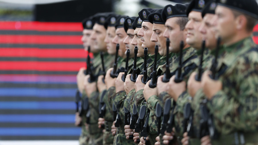 Serbia puts military on high alert over incident involving 'Kosovo special forces'