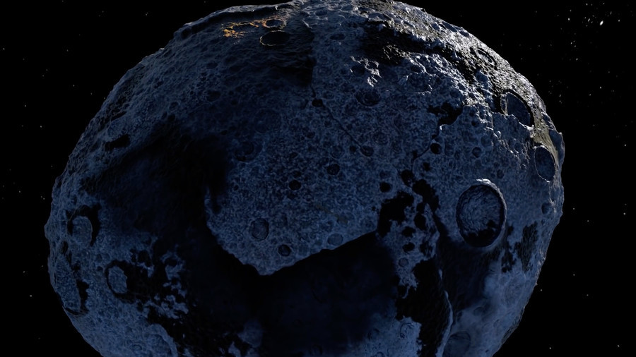 Lady Liberty-sized asteroid to make close approach to Earth at over 37,000 mph