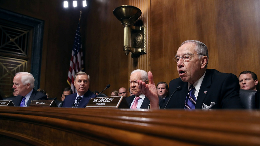 Senate Judiciary Committee asks FBI, DOJ to investigate Kavanaugh accuser for lying