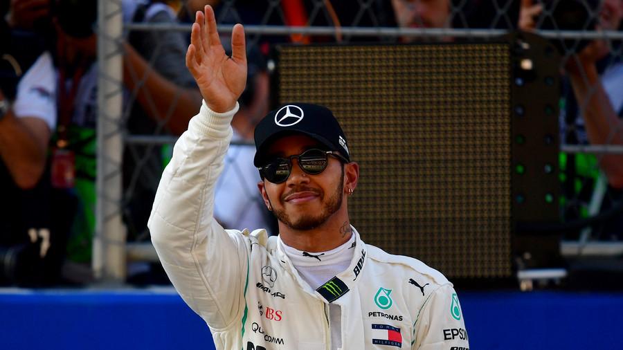 Hamilton wins Russian Grand Prix to extend F1 championship lead