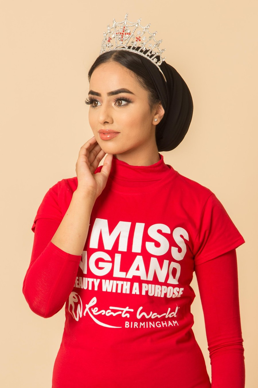 Muslim student will be first Miss England finalist to wear hijab
