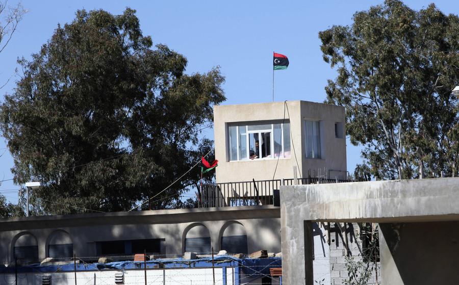 400 inmates break out of prison in Libya amid fierce militia infighting