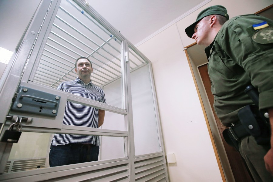 At least 30 Russian political prisoners held in foreign nations, ombudsman claims