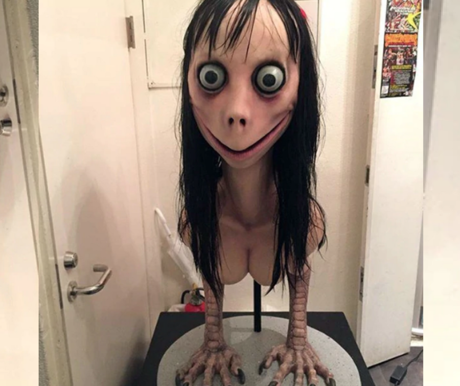 Boneka Momo