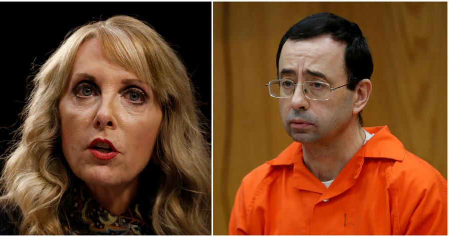 Scandal-hit USA Gymnastics chief to resign 'in the wake of horrific events' of Nassar sexual abuse