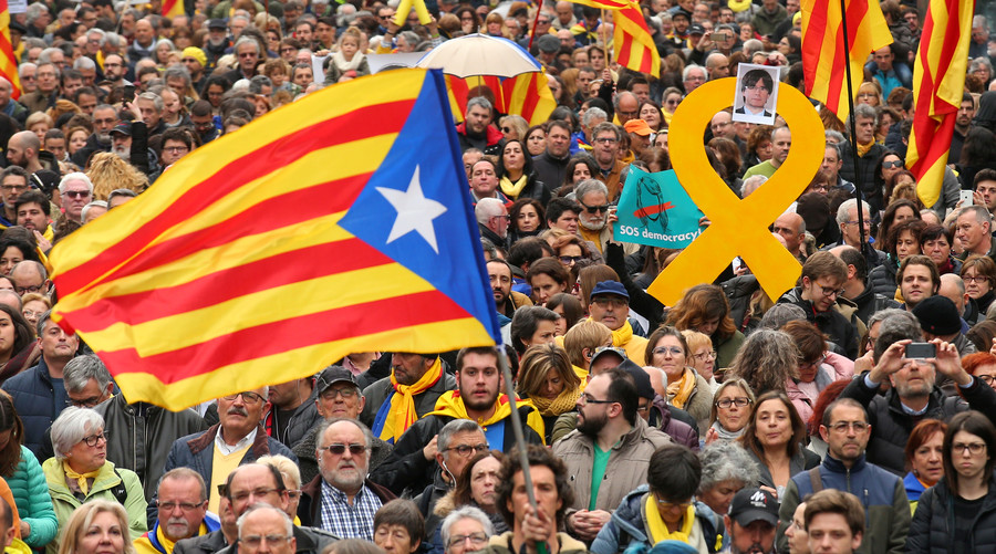 Catalonia president set to relaunch bid for independence from Spain