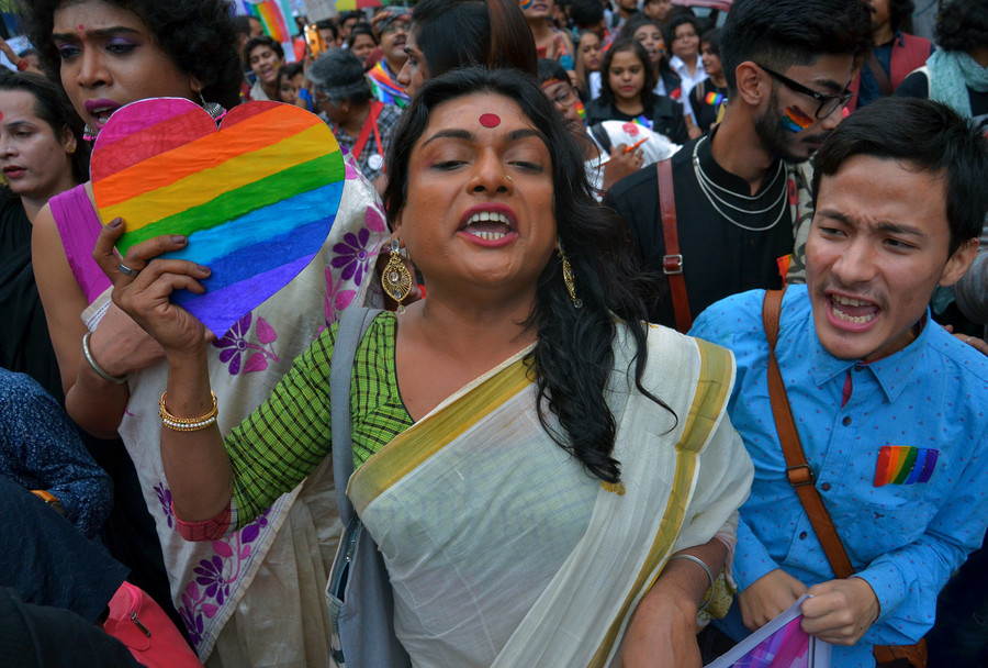 Gay sex decriminalized in India in historic Supreme Court verdict