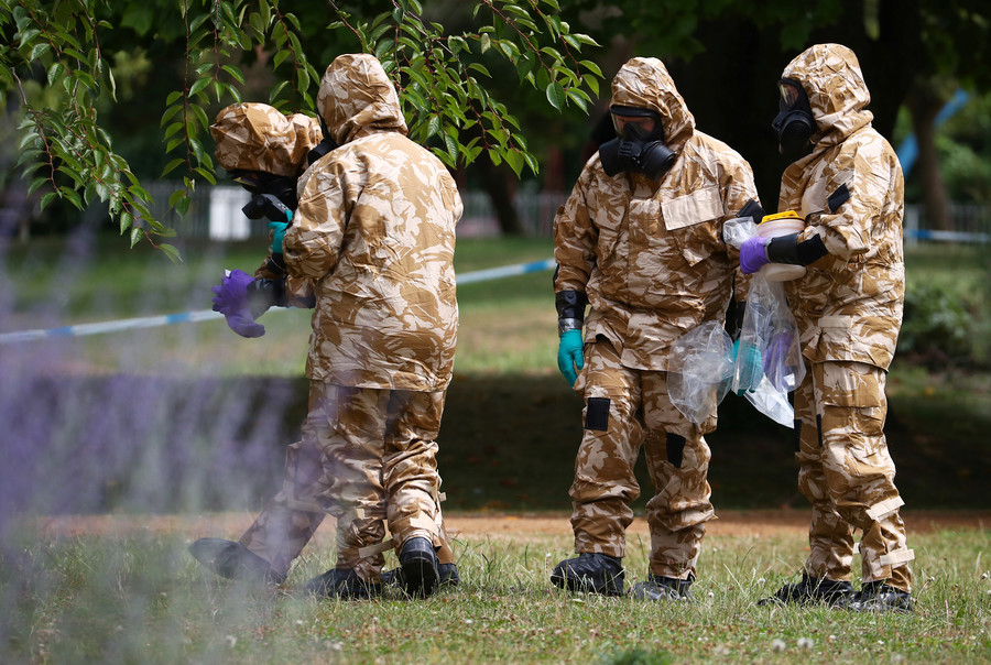 Russia is not involved in Skripal case at any level – Kremlin