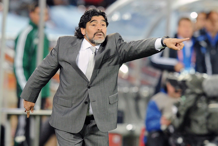 Mara-goner! Argentina ace Maradona absconds from Belarus role to coach Mexican team