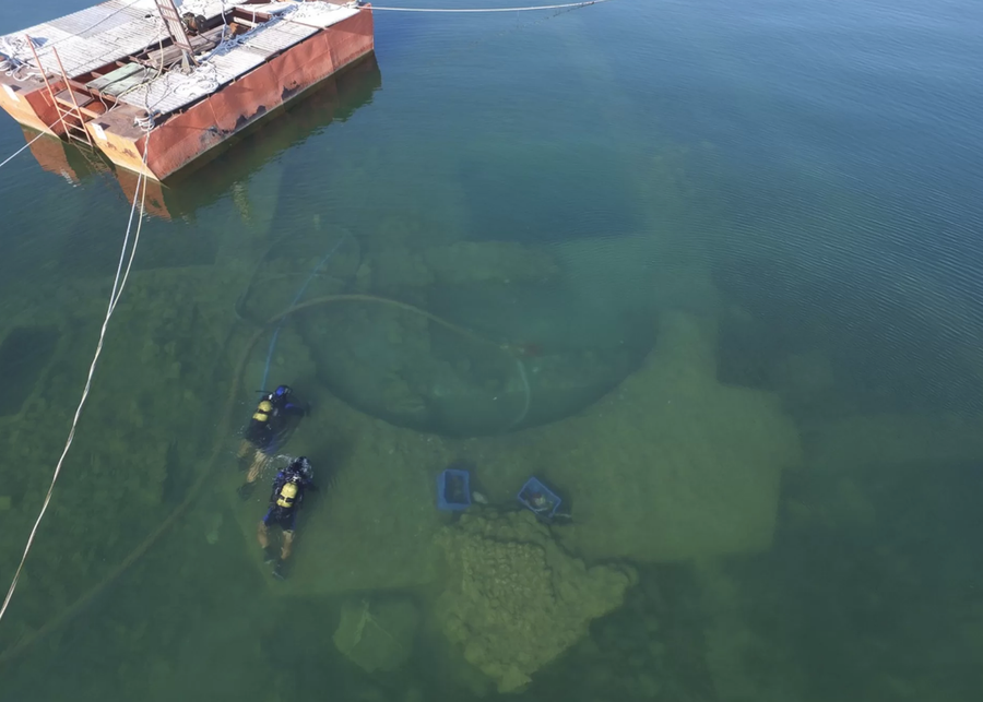 Archeologists find one of Christianity's most important sites & plan to open underwater museum