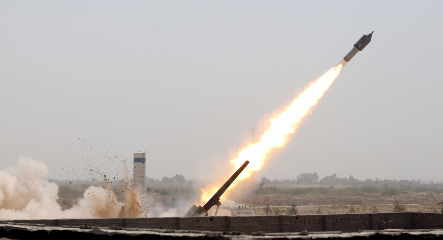 Several rockets target Basra Airport, close to where US Consulate is located