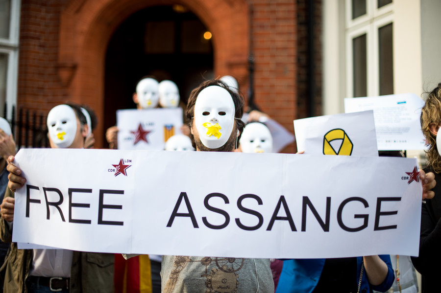 Protect Assange from US extradition, Amnesty International tells UK